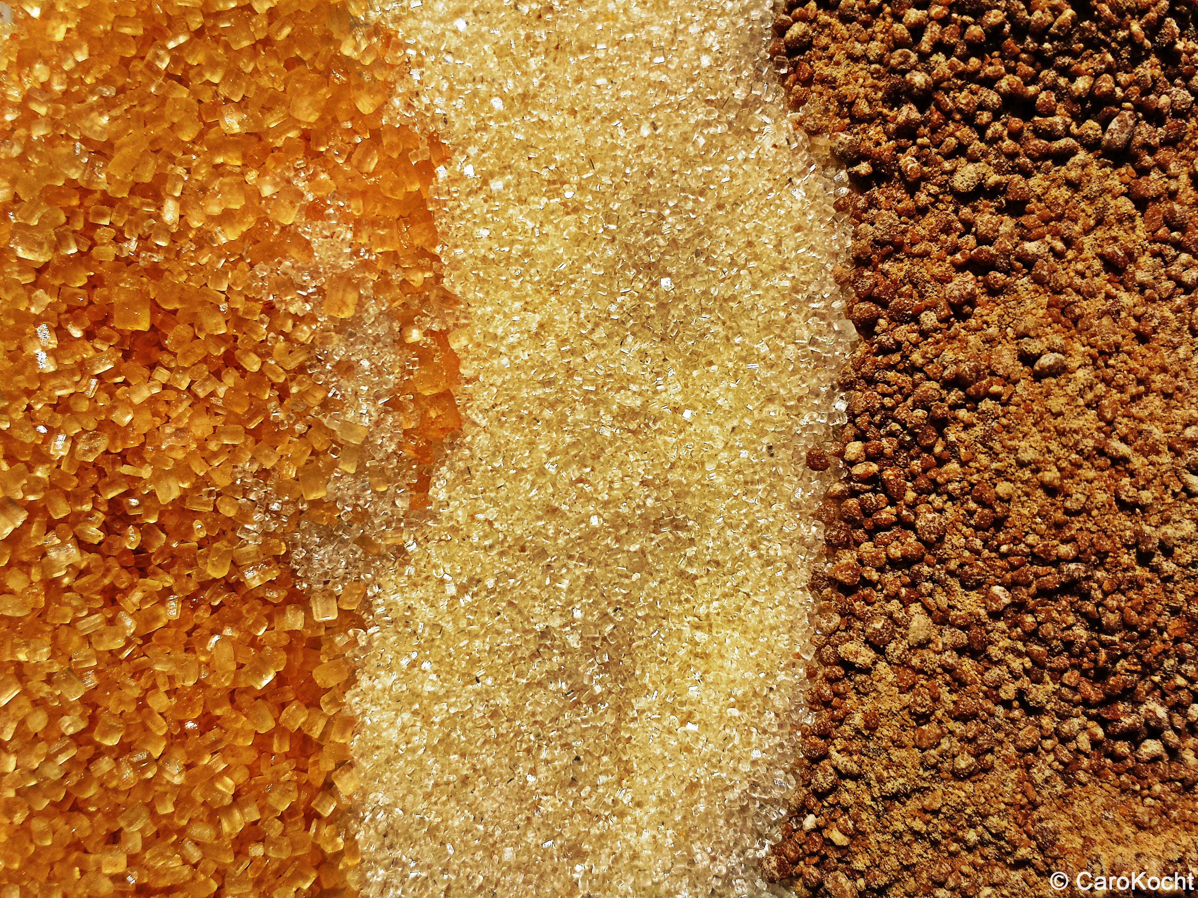 Zuckervarianten