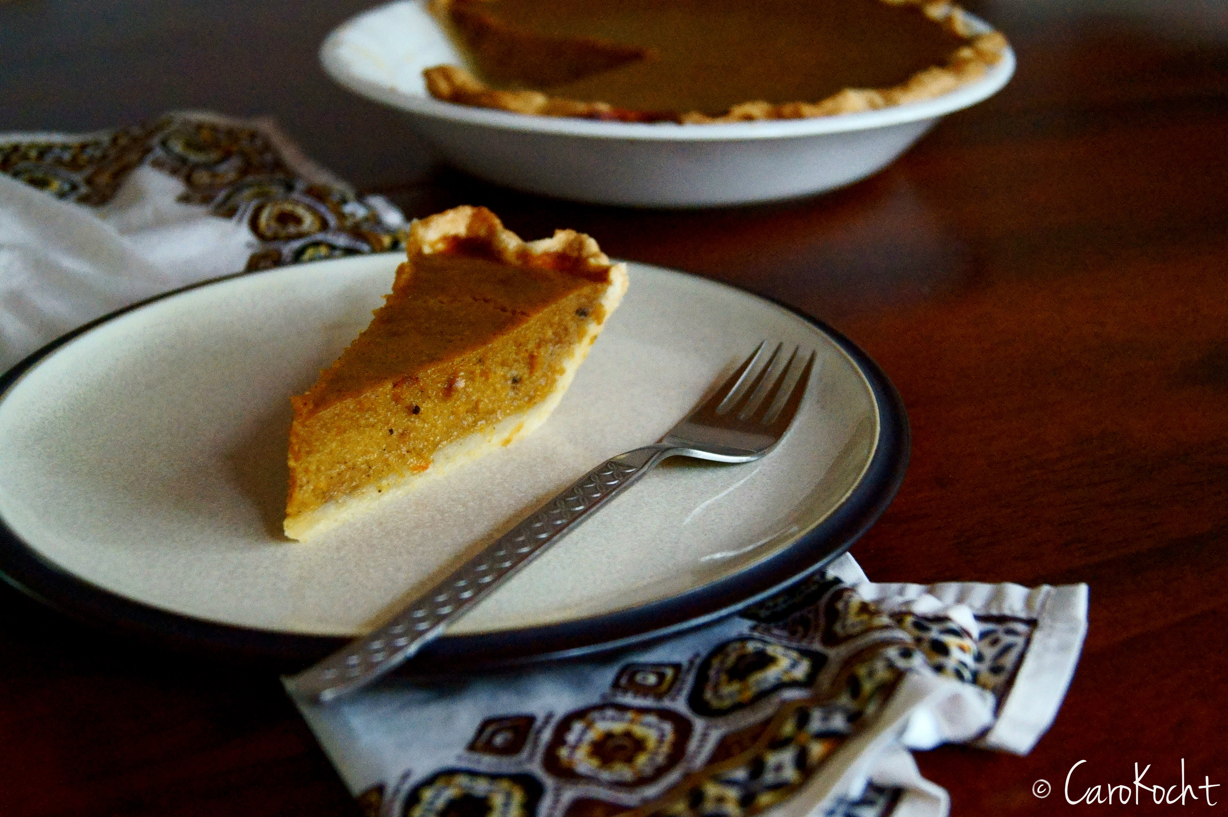 Pumpkin Pie ♥