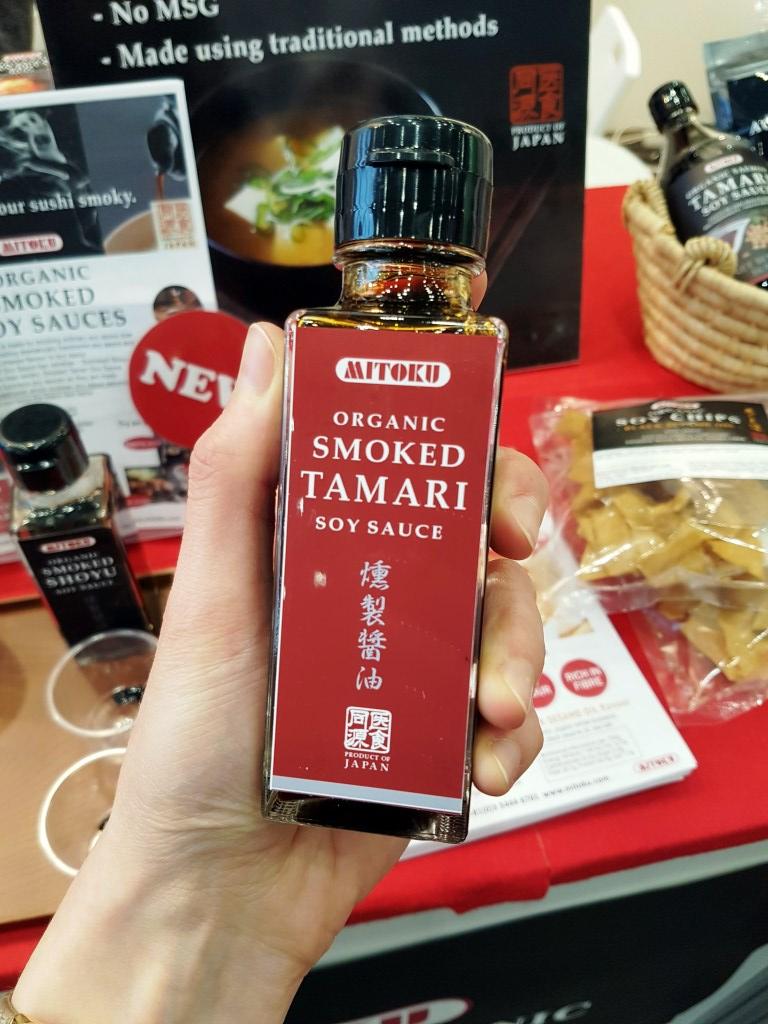 Smoked Tamari