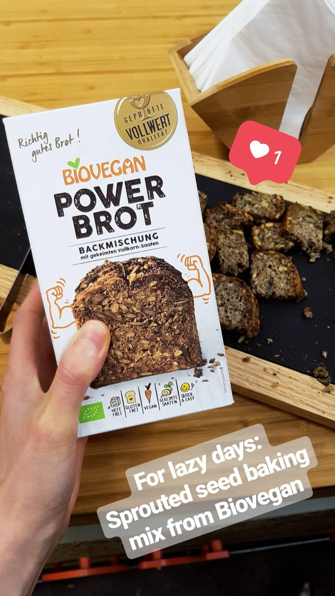 Biovegan Powerbrot
