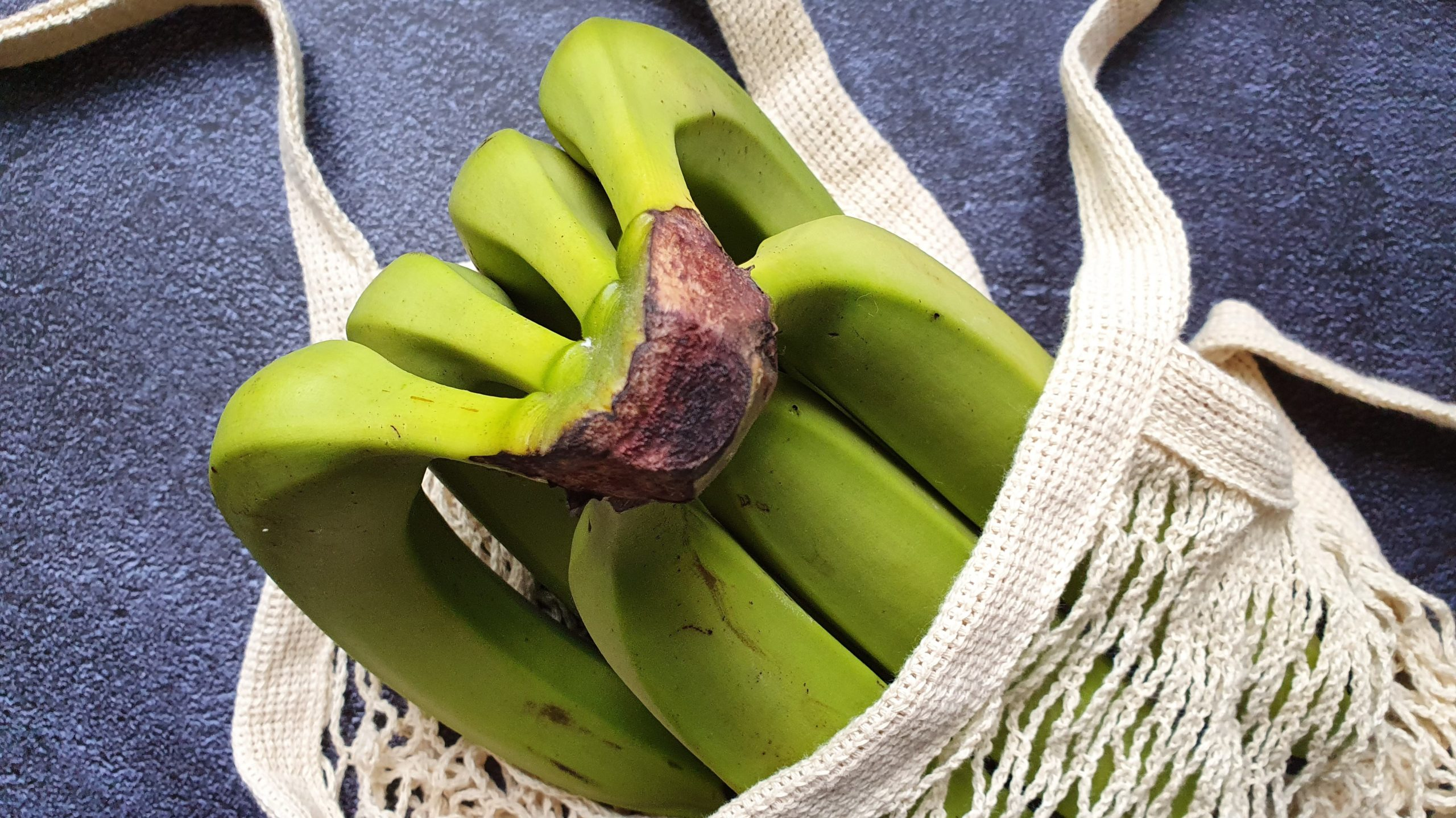 Kochexperimente: Kochen mit grünen Bananen [Anzeige]